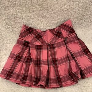 Justice girls' skirt